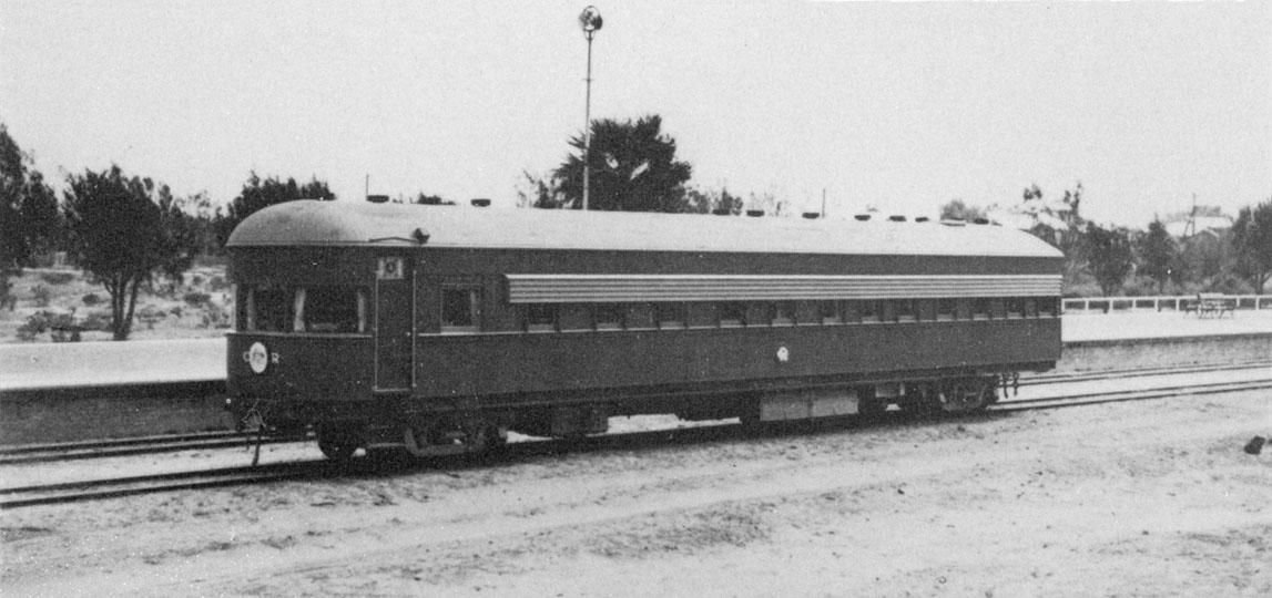 History article index - Pichi Richi Railway