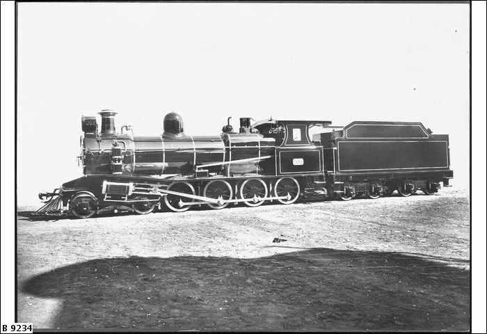 South Australian Railways T class locomotives - Pichi Richi